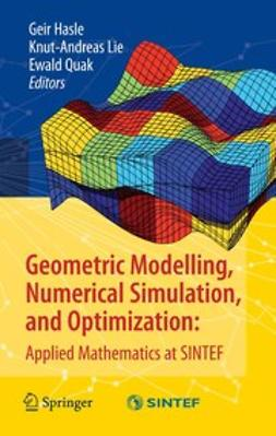 Hasle, Geir - Geometric Modelling, Numerical Simulation, and Optimization, e-bok