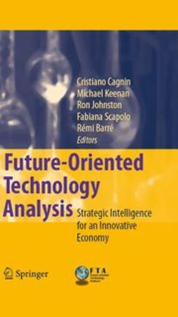 Barré, Rémi - Future-Oriented Technology Analysis, e-kirja