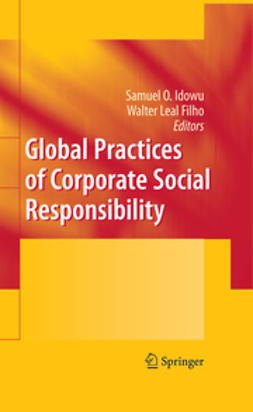 Filho, Walter Leal - Global Practices of Corporate Social Responsibility, e-kirja