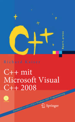 Kaiser, Richard - C++ mit Microsoft Visual C++ 2008, ebook