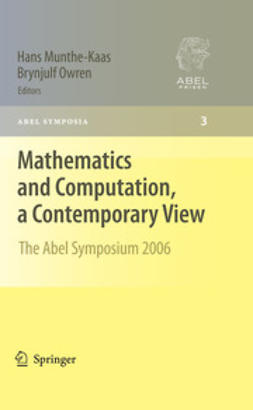 Munthe-Kaas, Hans - Mathematics and Computation, a Contemporary View, ebook
