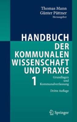 Mann, Thomas - Handbuch der kommunalen Wissenschaft und Praxis, e-kirja