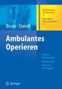 Busse, Jörg - Ambulantes Operieren, ebook