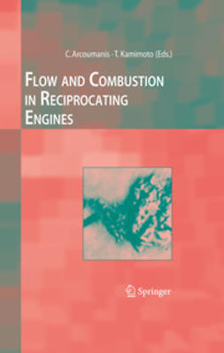 Arcoumanis, C. - Flow and Combustion in Reciprocating Engines, ebook