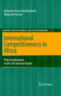 Hamori, Shigeyuki - International Competitiveness in Africa, e-kirja