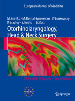 Anniko, Matti - Otorhinolaryngology, Head and Neck Surgery, ebook
