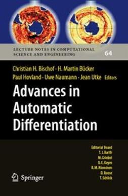 Bischof, Christian H. - Advances in Automatic Differentiation, ebook