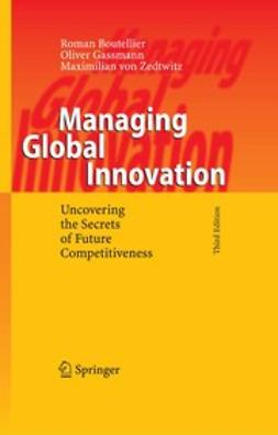 Boutellier, Roman - Managing Global Innovation, ebook