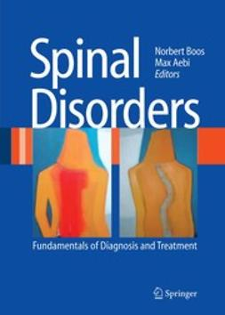 Aebi, Max - Spinal Disorders, e-kirja