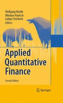Hautsch, Nikolaus - Applied Quantitative Finance, ebook