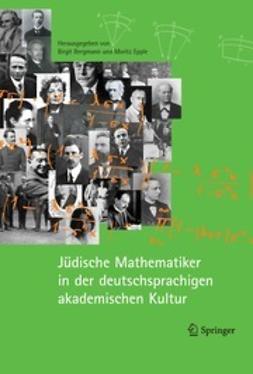 Bergmann, Birgit - Jüdische Mathematiker in der deutschsprachigen akademischen Kultur, ebook