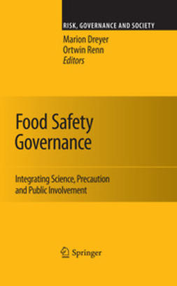 Renn, Ortwin - Food Safety Governance, ebook