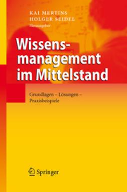 Mertins, Kai - Wissensmanagement im Mittelstand, e-bok