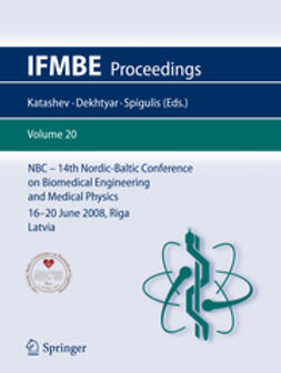 Dekhtyar, Yuri - 14th Nordic-Baltic Conference on Biomedical Engineering and Medical Physics, e-bok
