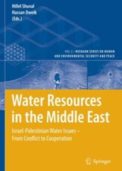 Dweik, Hassan - Water Resources in the Middle East, ebook
