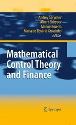 Grossinho, Maria do Rosário - Mathematical Control Theory and Finance, ebook