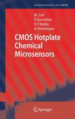 Baltes, Henry P. - CMOS Hotplate Chemical Microsensors, ebook