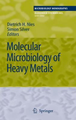 Nies, Dietrich H. - Molecular Microbiology of Heavy Metals, ebook