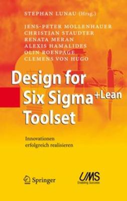 Hamalides, Alexis - Design for Six Sigma+Lean Toolset, ebook