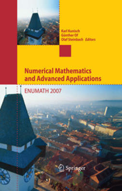 Kunisch, Karl - Numerical Mathematics and Advanced Applications, ebook