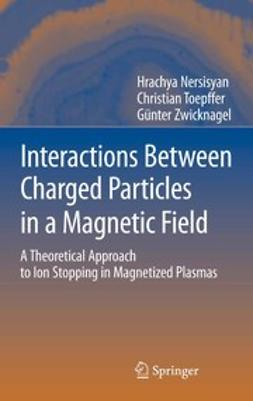 Nersisyan, Hrachya - Interactions Between Charged Particles in a Magnetic Field, ebook