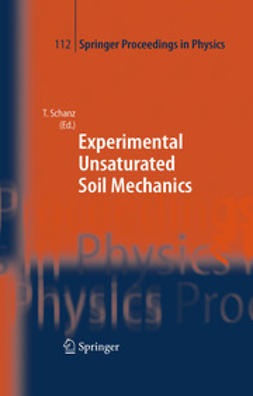 Schanz, T. - Experimental Unsaturated Soil Mechanics, ebook