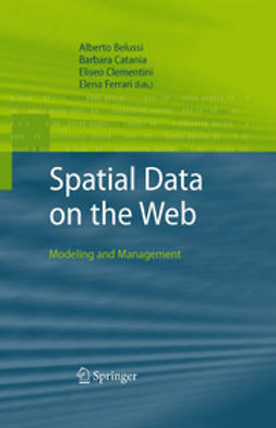 Belussi, Alberto - Spatial Data on the Web, ebook