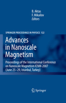 Aktas, Bekir - Advances in Nanoscale Magnetism, ebook