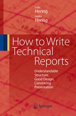Hering, Lutz - How to Write Technical Reports, ebook