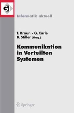Braun, Torsten - Kommunikation in Verteilten Systemen (KiVS), e-bok