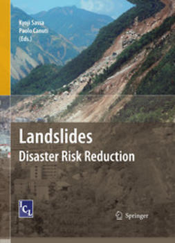 Sassa, Kyoji - Landslides – Disaster Risk Reduction, ebook