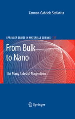 Stefanita, Carmen-Gabriela - From Bulk to Nano, ebook
