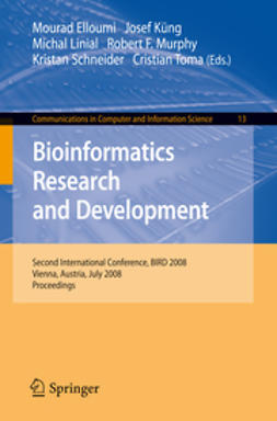 Elloumi, Mourad - Bioinformatics Research and Development, e-bok