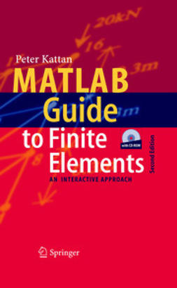Kattan, Peter I. - MATLAB Guide to Finite Elements, ebook