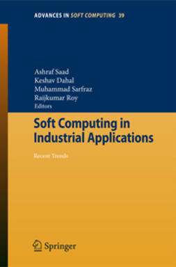 Dahal, Keshav - Soft Computing in Industrial Applications, ebook