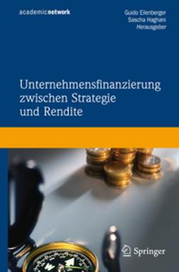Eilenberger, Guido - Unternehmensfinanzierung zwischen Strategie und Rendite, ebook