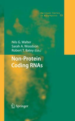 Batey, Robert T. - Non-Protein Coding RNAs, e-bok