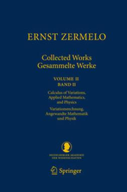 Ebbinghaus, Heinz-Dieter - Ernst Zermelo - Collected Works/Gesammelte Werke II, ebook