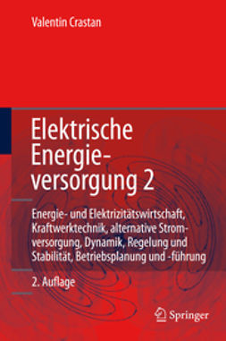 Crastan, Valentin - Elektrische Energieversorgung 2, e-kirja
