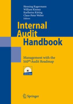 Kagermann, Henning - Internal Audit Handbook, ebook