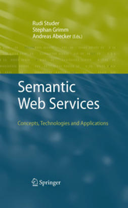 Abecker, Andreas - Semantic Web Services, ebook