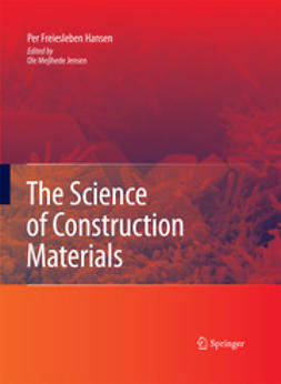 Jensen, Ole Mejlhede - The Science of Construction Materials, ebook