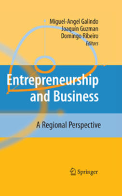 Galindo, Miguel-Angel - Entrepreneurship and Business, ebook