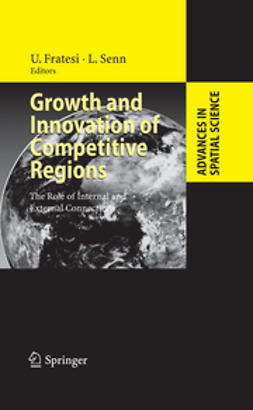 Fratesi, Ugo - Growth and Innovation of Competitive Regions, e-bok