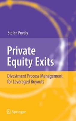 Povaly, Stefan - Private Equity Exits, ebook
