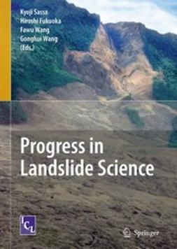 Fukuoka, Hiroshi - Progress in Landslide Science, ebook