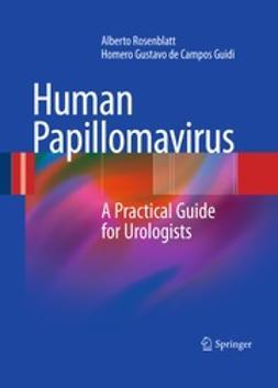 Rosenblatt, Alberto - Human Papillomavirus, ebook