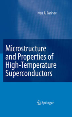 Parinov, Ivan A. - Microstructure and Properties of High-Temperature Superconductors, ebook