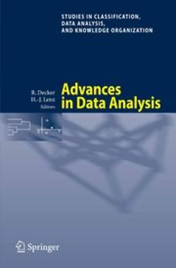 Decker, Reinhold - Advances in Data Analysis, ebook
