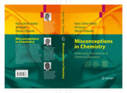 Barke, Hans-Dieter - Misconceptions in Chemistry, ebook